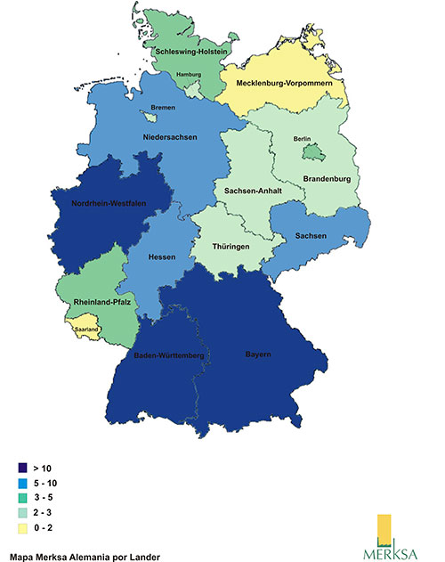Estudio de mercado internacional de Alemania.