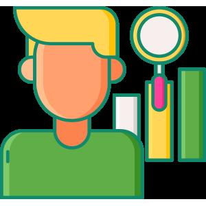Investigación de mercado profesional e industrial.